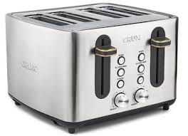 Morphy Richards Accents Toaster Review Best 4 Slice Long Slot Toaster Top 10 In Stainless Steel