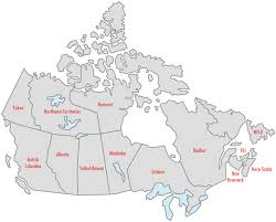 capital of canada map albertarose org canada provincial populations