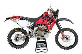 toy motocross bike dirt bike magazine ultimate dual sport xr650r remake