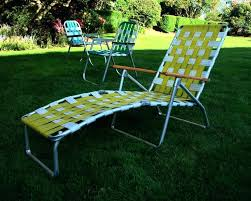 Metal Lawn Chairs Old Fashioned by Articles With Old Fashioned Aluminum Chaise Lounge Tag Wonderful