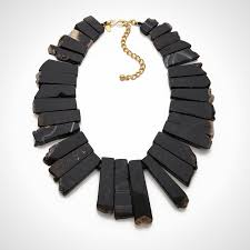black necklace stone images 20 gem and crystal jewels to rock right now gems jewel and rock jpg