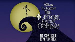 the nightmare before in concert live to new york