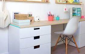 ikea rangement bureau bureau en bois ikea stunning gallery of bureau duangle ikea micke