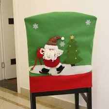 snowman chair covers sofo elastic polyeser thick dining chair cover solid color home