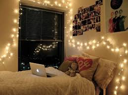 wall string lights for bedroom simple yet beautiful string