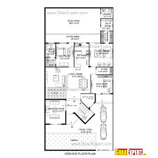 Design House 20x50 by House Plan For 48 Feet By 100 Plot Size 533 Square 30 X 60 Plans
