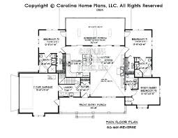 reverse ranch house plans ranch style homes plans reverse main floor plan ranch style house