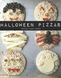 fun halloween pizza ideas recipe halloween foods food ideas