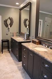 Bathroom Colors Ideas Bathroom Fancy Bathroom Wall Color With Dark Cabinets Paint