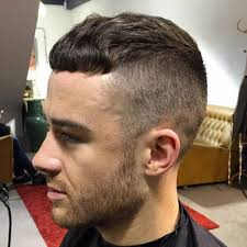 styling curly receding hair caesar haircut styles men s hairstyles haircuts 2018