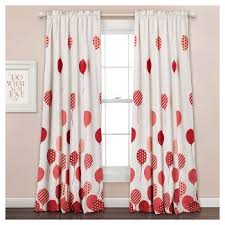 lace balloon curtains target