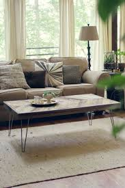 griffin coffee table potterybarn 48x32 use left over table