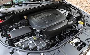 subaru 360 engine 2017 dodge durango in depth model review car and driver