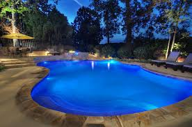 pool and area lighting c m electrical contractors inc