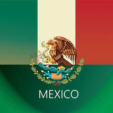 Mexixan Flag Mexico Flag Background Vector Image 1582280 Stockunlimited