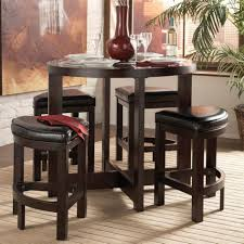 Cafe Dining Table And Chairs Black Dining Room Set 8 Seater Dining Table And Chairs High Top