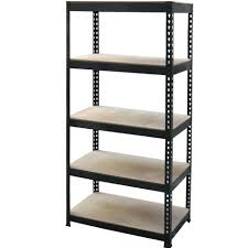 Shelving Units Image Of Metal Garage Shelves Gallerygarage Wall Shelving Units