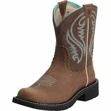 womens boots tractor supply ariat s fatbaby heritage 8 in performance boot at