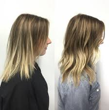thin hair with ombre 10 medium length styles perfect for thin hair popular haircuts