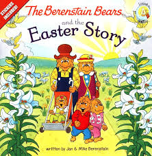 Berenstein Bears Books New Spring Themed Berenstain Bears Books Review U0026 Giveaway For