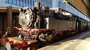 Bad Cannstatt Bahnhof Mitfahrt Mit Dem Feuriger Elias Mit Br 64 419 Von Bad Cannstatt