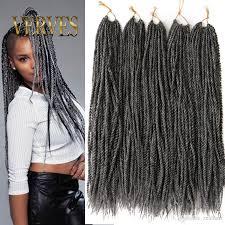 ombre senegalese twists braiding hair ombre crochet braid hair 18inch 75grams pcs small senegalese twist