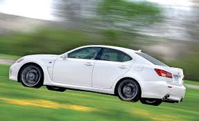 lexus green 2008 lexus is f long term road test reviews car and driver