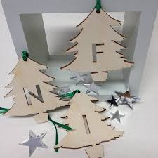 tree decorations letters photo letters tree