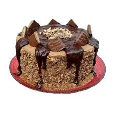 online chocolate crunch cake same day u0026 midnight delivery in