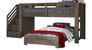 espresso twin bed montana espresso dark brown twin twin step jr loft bed