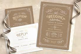 wedding invitations kraft paper brown paper wedding invitations kraft paper wedding invitations