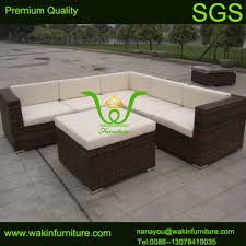 Rattan Table L L Shape Garden Furniture Rattan Sofa Global Sources