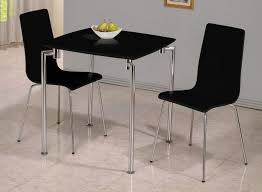 Rent Dining Room Set by Compact Dining Table Set Fiji Hg Small Black Chairs Furniture