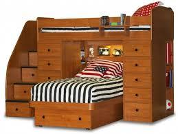 Bunk Beds With Dresser Underneath Bed With Dresser Underneath Arachnova