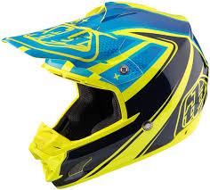 design jersey motocross troy lee designs air strike crosshelmet silver motocross helmets