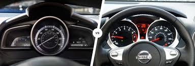 mazda cx1 mazda cx 3 vs nissan juke crossover clash carwow
