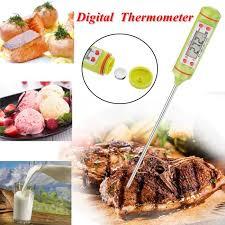 sonde de temperature cuisine tempsa thermomètre cuisine numérique alimentaire sonde bbq viande