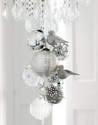 homely design silver decorations ideas uk ireland
