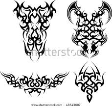 vector tribal tattoos download free vector art stock graphics