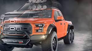 Ford Raptor Zombie Apocalypse - hennessey velociraptor 6x6 youtube