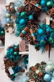 Southwestern Christmas Decorating Ideas Best 25 Teal Christmas Ideas On Pinterest Teal Christmas Tree