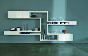 Floating Storage Cabinets Floating Storage Cabinets Around White Wooden Storage Shelves And