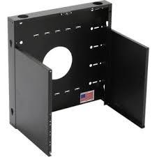 8u wall mount cabinet miniraq 8u vertical wall mount rack system