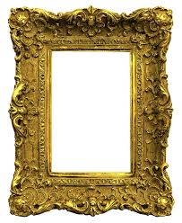 Cheap Shabby Chic Photo Frames by Yellow Picture Frames Nice Background Of Yellow Ornament Ppt