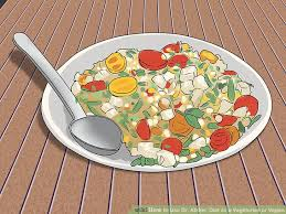 3 ways to use dr atkins u0027 diet as a vegetarian or vegan wikihow