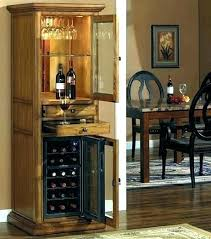 under cabinet wine cooler wine cooler and cabinet kyubey