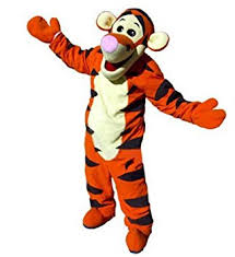 Halloween Mascot Costumes Amazon Tigger Mascot Costumes Christmas Halloween Sports