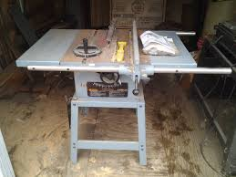 delta 10 inch contractor table saw delta 10 inch contractors table saw model 34 444 with manual coon