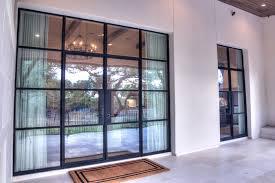 glass door austin amarra 7 barton creek austin texas custom iron doors