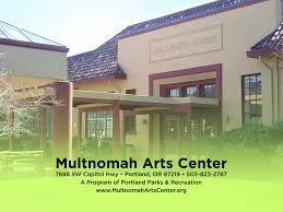 mac the multnomah arts center